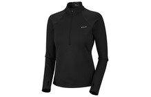 Columbia Women&#039;s Extreme Fleece Long Sleeve 1/2 Zip black